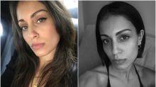 Hiba Abouk se despide de su melena y estrena corte 'bob'