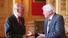 Sir David Attenborough remembers 'formidable' friend Prince Philip
