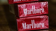 Philip Morris International CEO said cigarettes should be banned and that the company will stop selling Marlboros in the UK within a decade