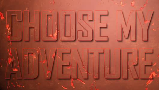 Choose My Adventure: Exploring exploration via Elite: Dangerous