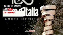 Cyclisme - Giro 2020 : du 3 au 25 octobre, bande annonce
