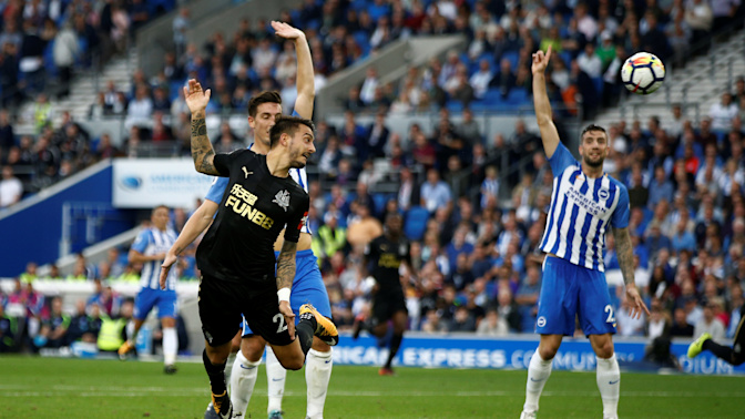 Premier League LIVE: Brighton v Newcastle