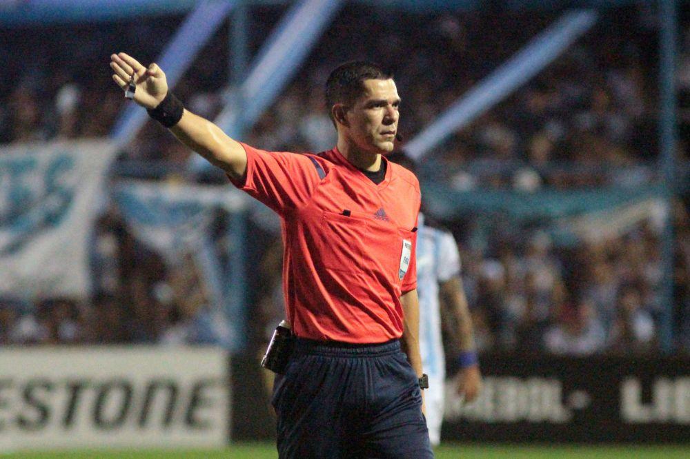 Los árbitros de la Fecha 14 del torneo Apertura de Paraguay