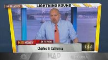 Cramer's lightning round: Hidden giant Cintas is one of m...