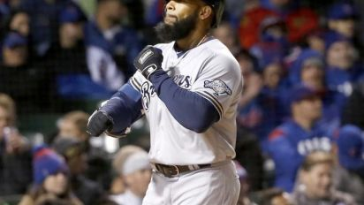 Eric Thames has catchy Korean cheer song