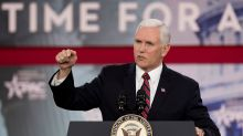 Mike Pence accuses media of fawning over Kim Yo-jong after Olympic ceremonies