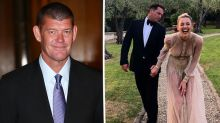 James Packer is skipping best mate Karl Stefanovic's wedding