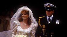 34 años de la boda de Sarah Ferguson y el príncipe Andrés: su historia de amor en imágenes