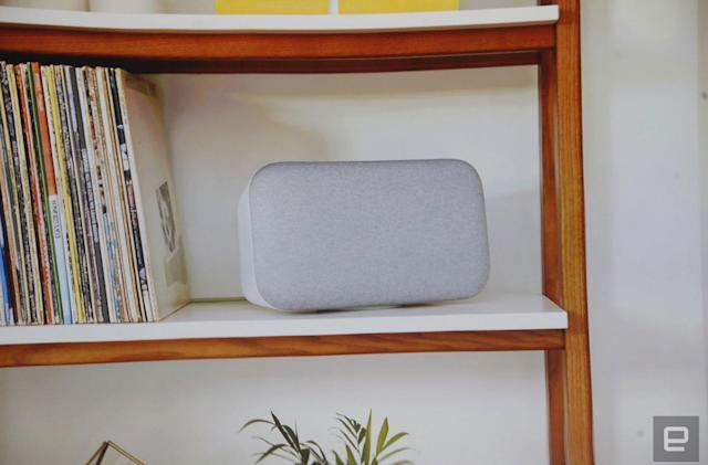 Smart speakers are working their way into every home