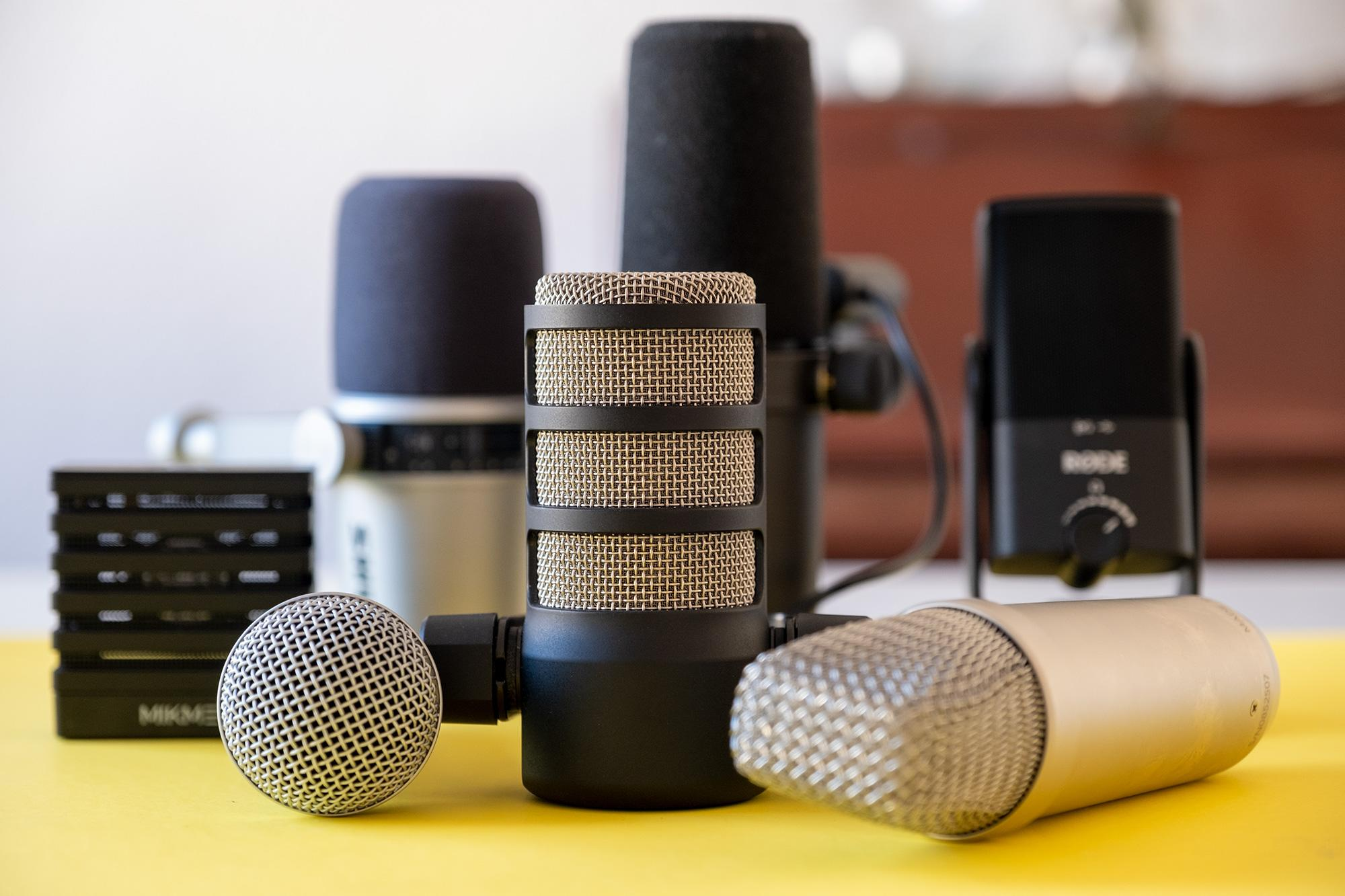 Advanced podcasting gear guide.