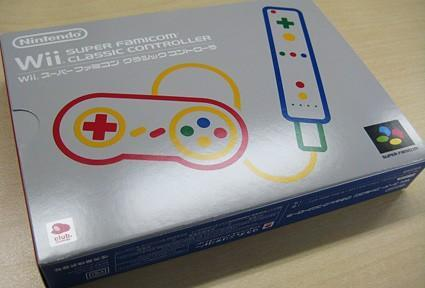 Super Famicom Classic Controller available at Play Asia [update]