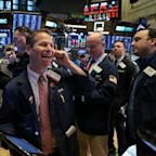 Stocks surge on Friday to cap off strong week