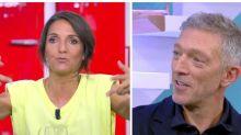 """Vincent Cassel revient sur sa rencontre explosive avec Florence Foresti : """"Tu veux quoi toi ?"""""""