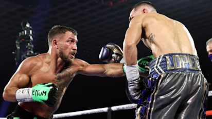 Lomachenko surgery; full recovery expected