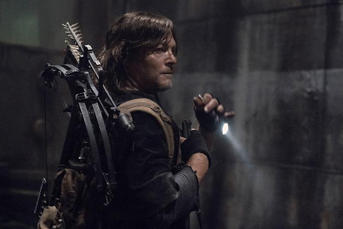 Norman Reedus as Daryl in 'The Walking Dead' season 11
