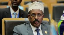 Motion filed to impeach Somali president: statement