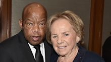 Ethel Kennedy Remembers Civil Rights Icon John Lewis in a Letter Read by Her Grandson