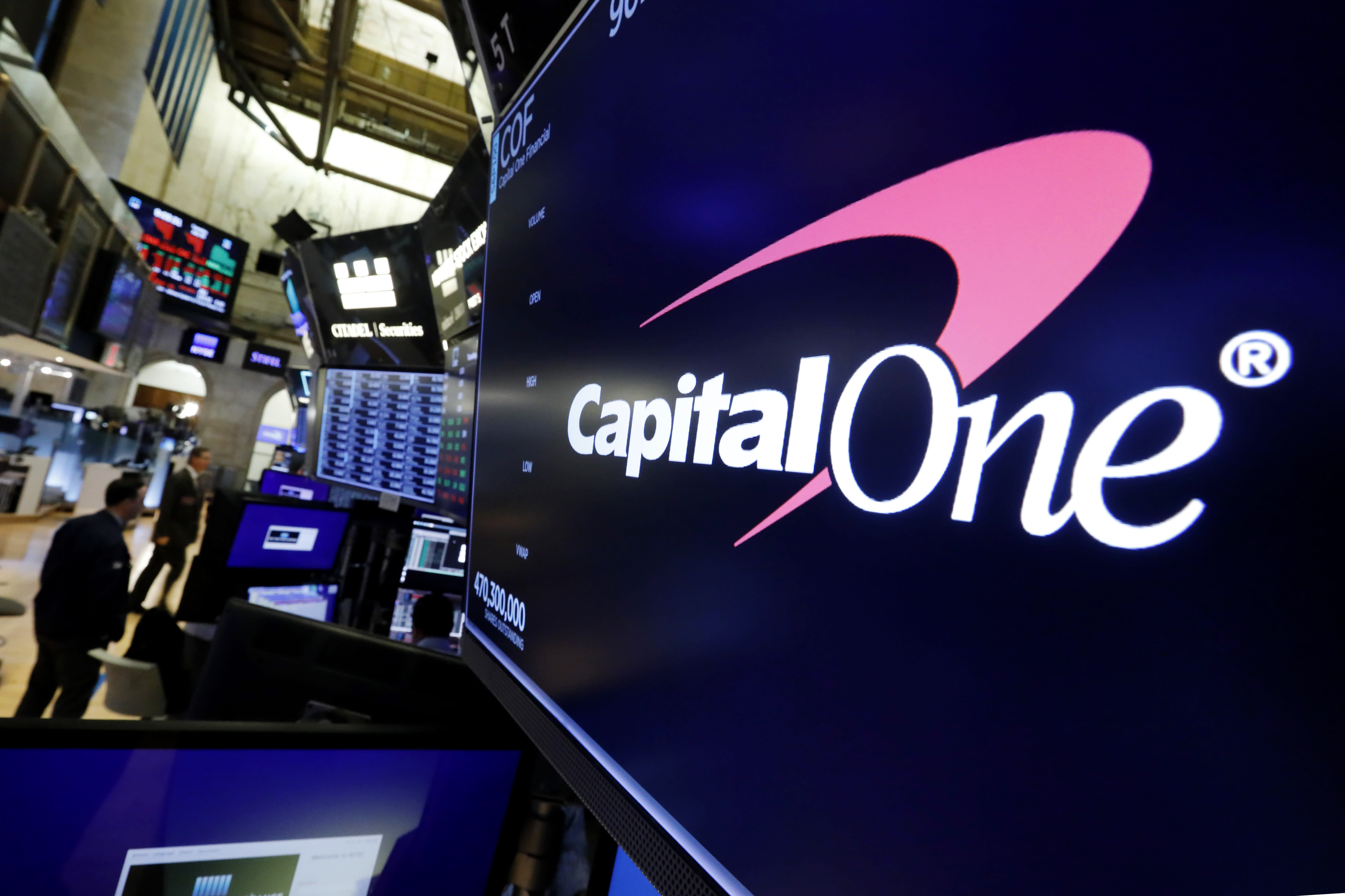 Capital One's data breach could 'exceed $300 million by the time it's all said and done'