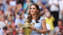 Duchess of Cambridge tells fellow tennis fans Wimbledon will be 'worth the wait' in video message
