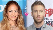 Calvin Harris Secretly Dating Jennifer Lopez?