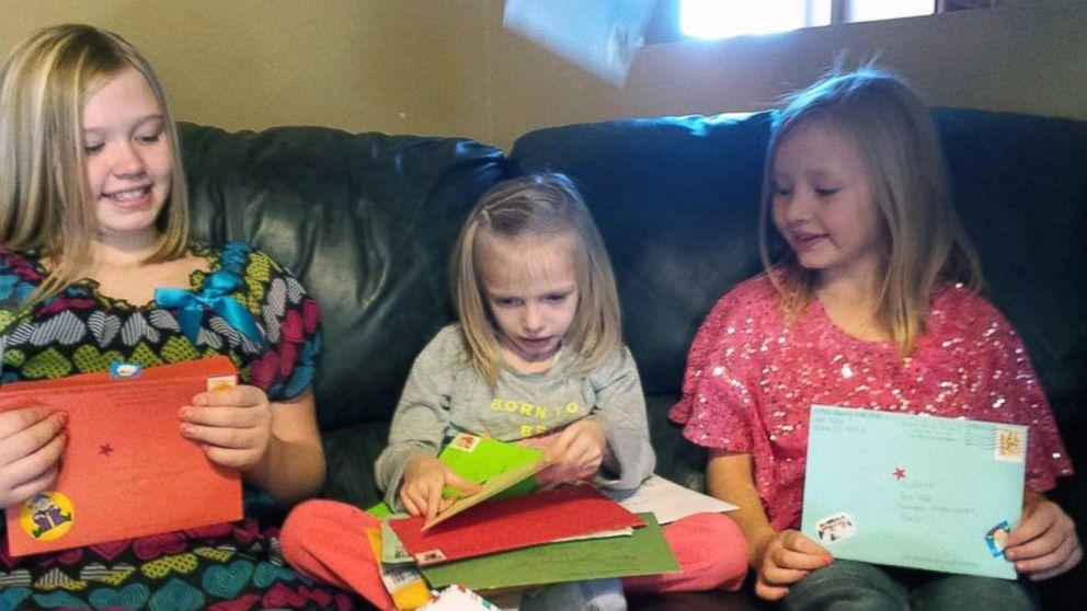 Strangers Send Greeting Cards to Help Dying Utah Girl Celebrate Her Last Christmas