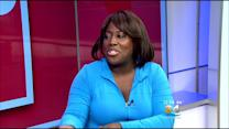 "Sheryl Underwood From ""The Talk"" Serves Up Laughs"