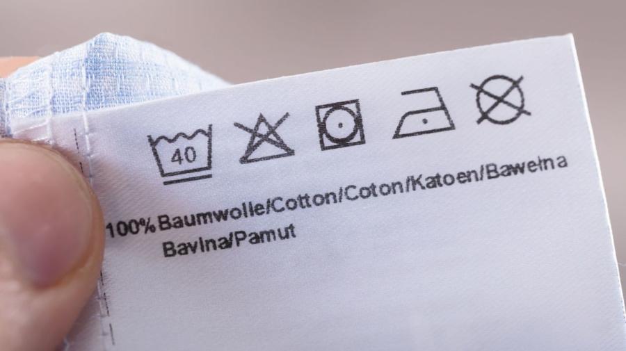 洗衣標籤重溫!超實用洗衣3步驟讓白色衣服永遠白得像全新