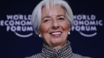 IMF head has some economic advice for Trump