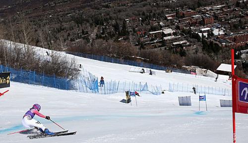 Ski alpin: Rebensburg deutsche Meisterin im Super-G