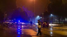 Explosive device thrown at U.S. embassy building in Montenegro