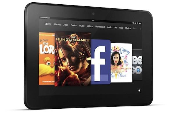 Amazon announces 7 and 8.9-inch Kindle Fire HDs, pricing starts at $199