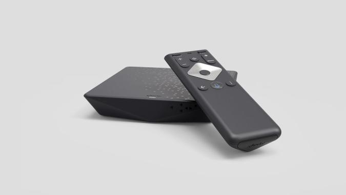 Comcast Flex Infiinity streaming box