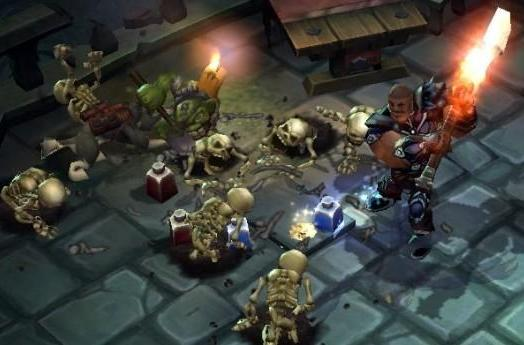 Torchlight exec on MMO: 'It may be radically different'