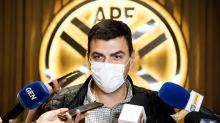 """El presidente de Olimpia dice que la inhabilitación de la FIFA es """"juicio político"""""""