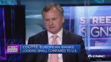 European lenders envy US rivals, analyst says