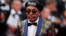 Spike Lee's 'BlacKkKlansman' gets massive standing ovation at Cannes