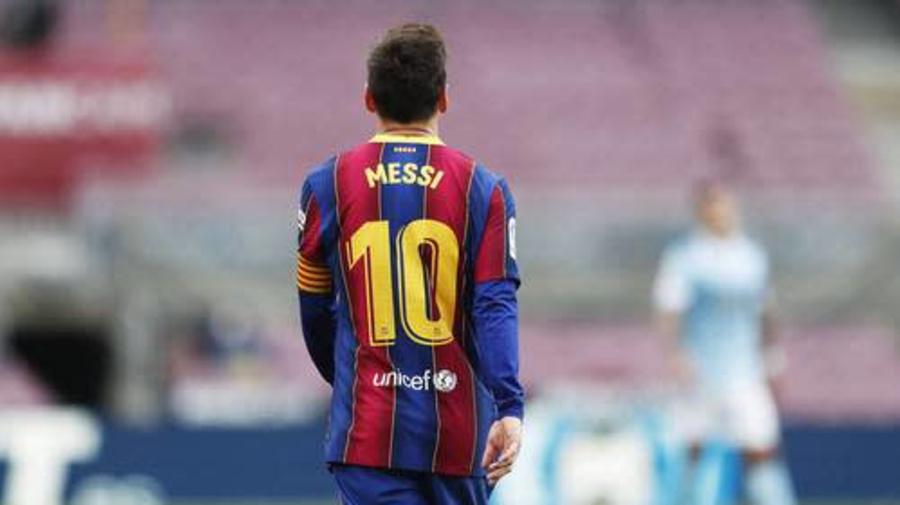 Messi seit Mitternacht nach 7478 Tagen kein Barca-Spieler mehr