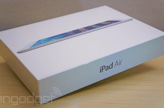 Engadget giveaway: win an iPad Air courtesy of YesVideo!