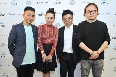 HTC VIVE ORIGINALS VR Film 5x1 Grand Screening in Cannes Highly Regarded and Critically Acclaimed by International Film Professionals