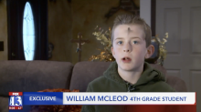 Teacher apologizes after asking 4th grader to clean forehead on Ash Wednesday