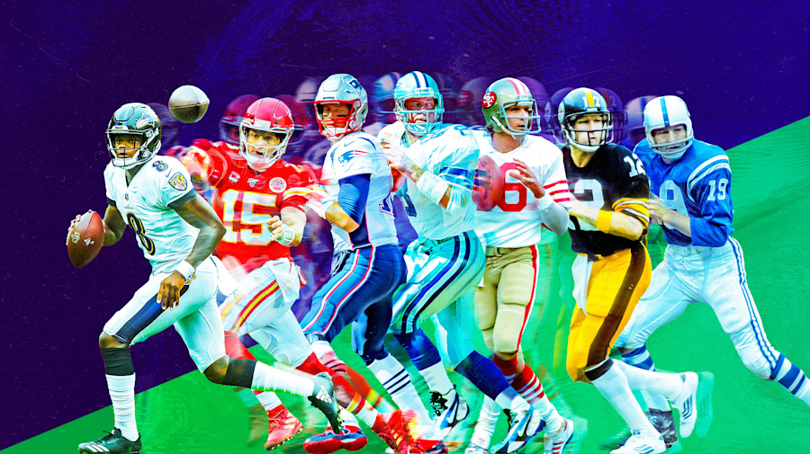 A changing game: NFL's dual-threat QB revolution