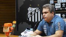 Santos se reúne para definir detalhes de novo patrocinador