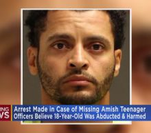 Arrest Made In Case Of Missing Amish Teenager