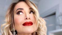 Barbara D'Urso su Instagram: splendida a 20 anni