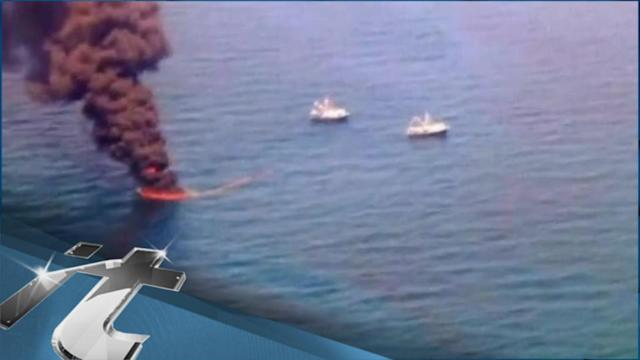 Disaster & Accident Breaking News: BP Ends Gulf Cleanup In 3 States