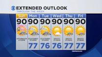 CBSMiami.com Weather @ Your Desk 6/15 11:00 A.M.