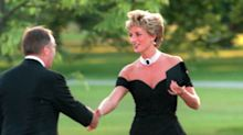 Princess Diana 'nearly didn't go' to Vanity Fair party where she wore revenge dress, ex-butler reveals