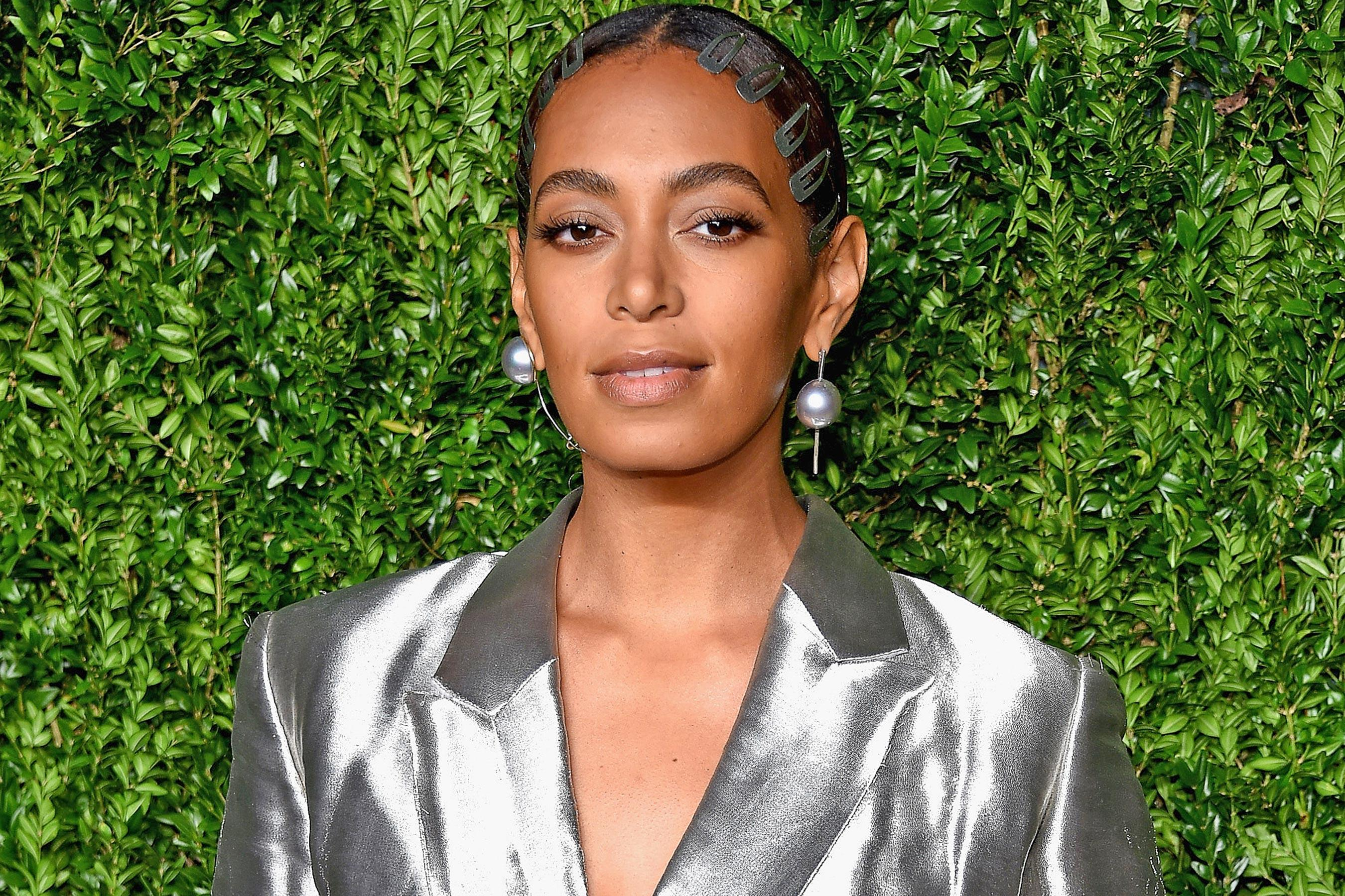 Solange Breaks Down The Making Of 'Cranes In The Sky' On