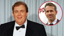 Ryan Reynolds pays tribute to 'Canadian hero' John Candy