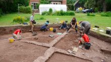 Archaeologists uncover ancient Viking camp from the 870s in village of Repton